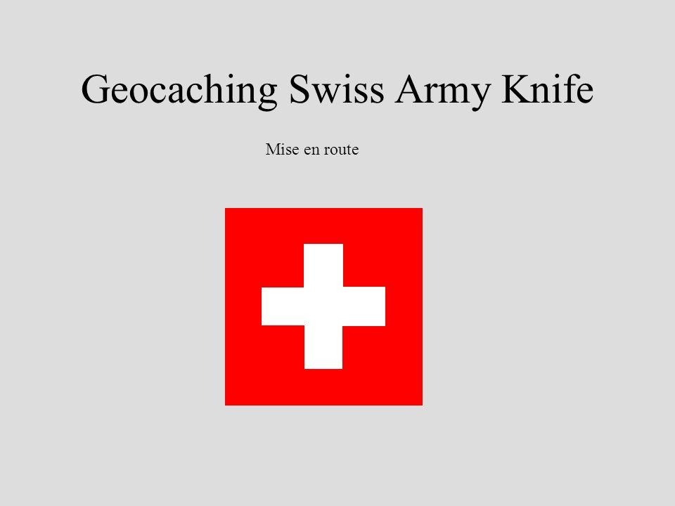 Geocaching Swiss Army Knife
