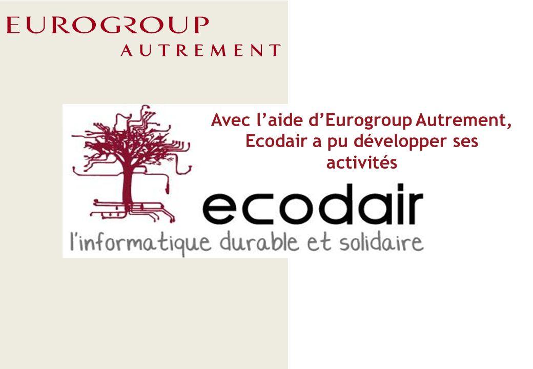 Ecodair est une entreprise