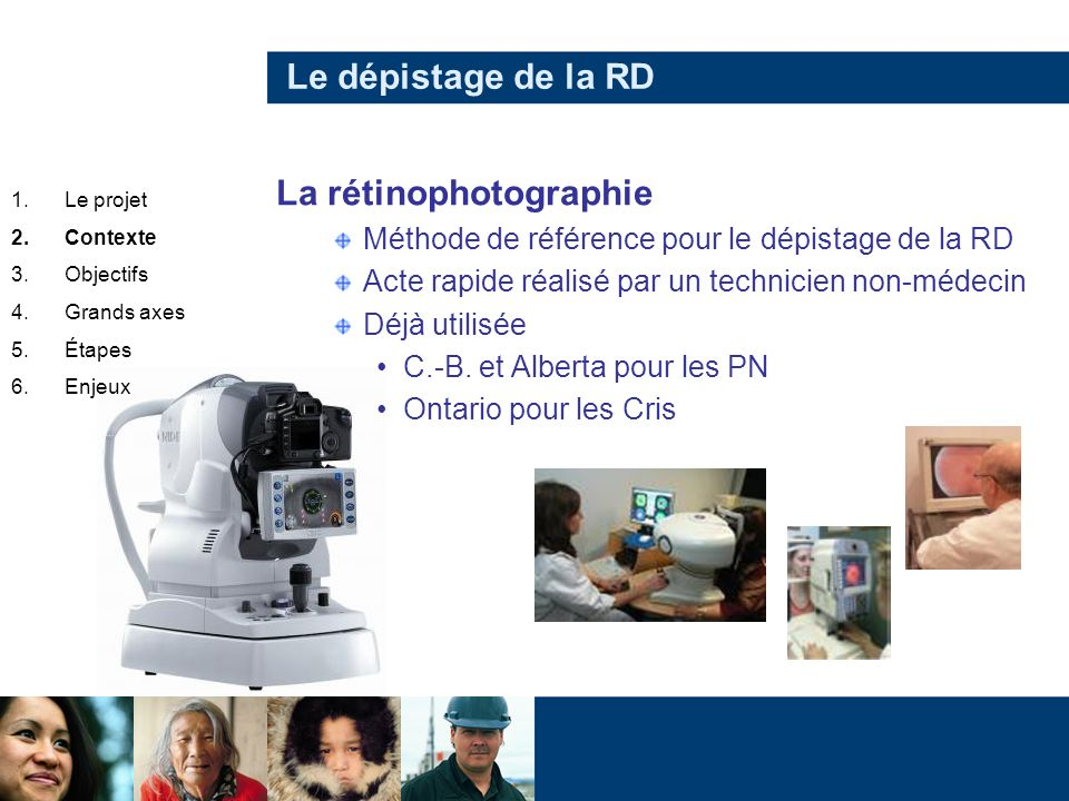 La rétinophotographie