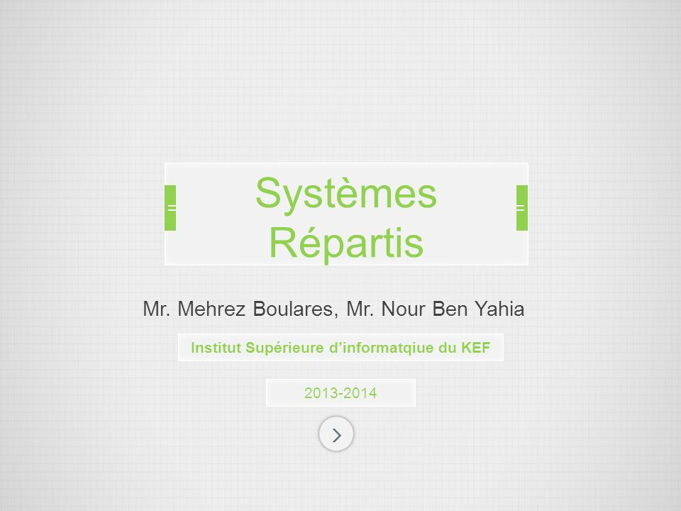 Mr. Mehrez Boulares, Mr. Nour Ben Yahia