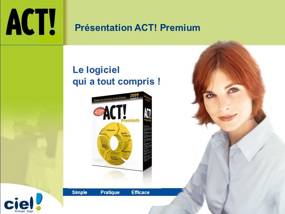 Présentation ACT! Premium