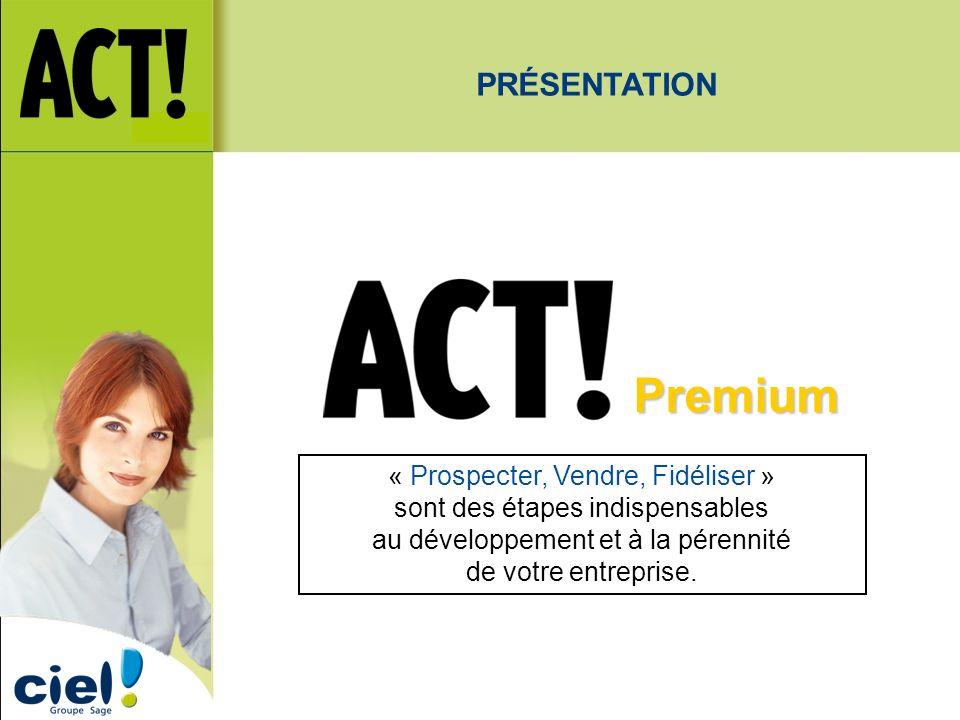 PRÉSENTATION Premium.