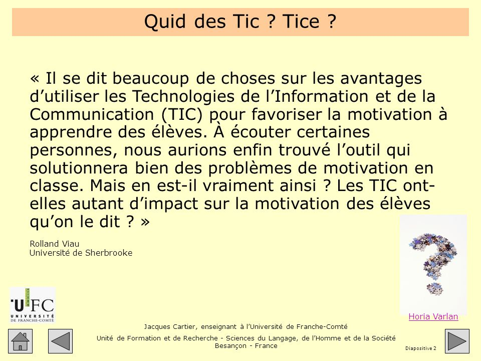 Quid des Tic Tice