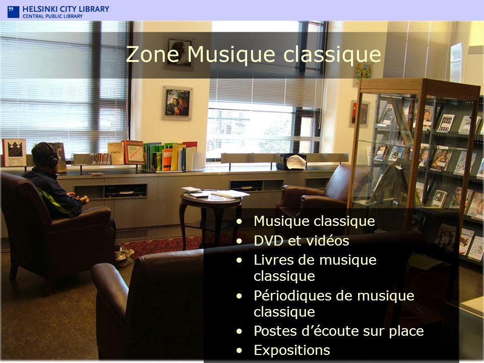 Zone Musique classique