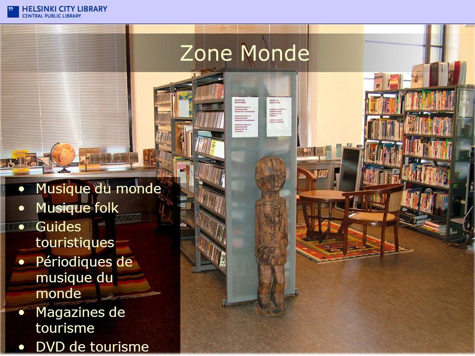 Zone Monde Musique du monde Musique folk Guides touristiques