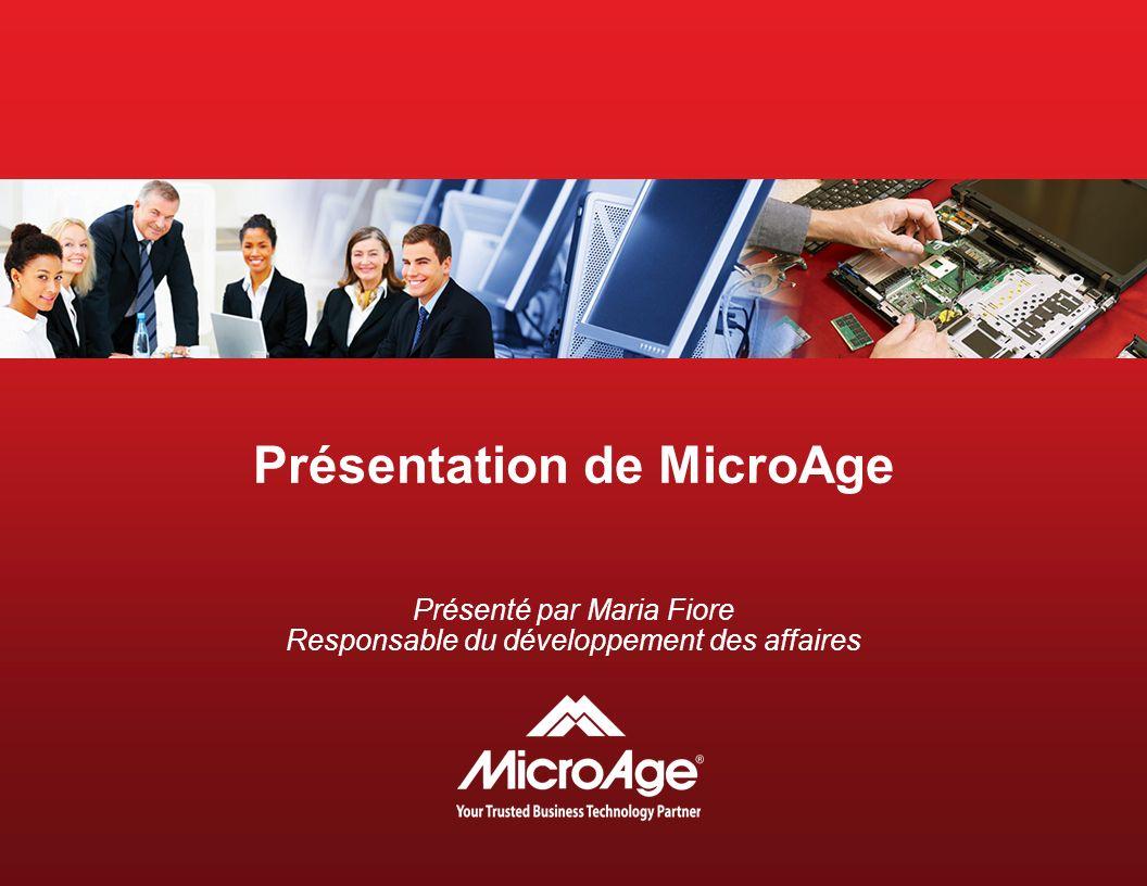 Présentation de MicroAge
