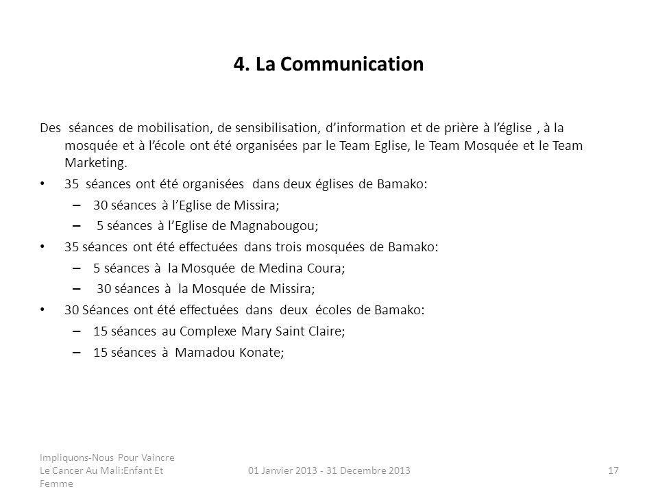 4. La Communication