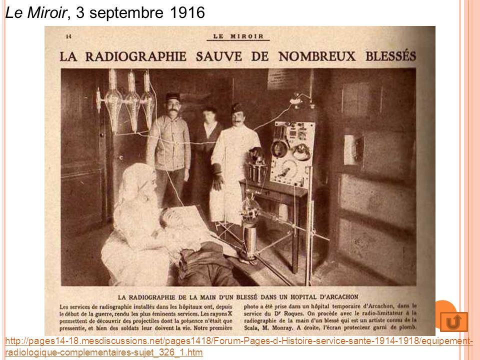 Le Miroir, 3 septembre 1916