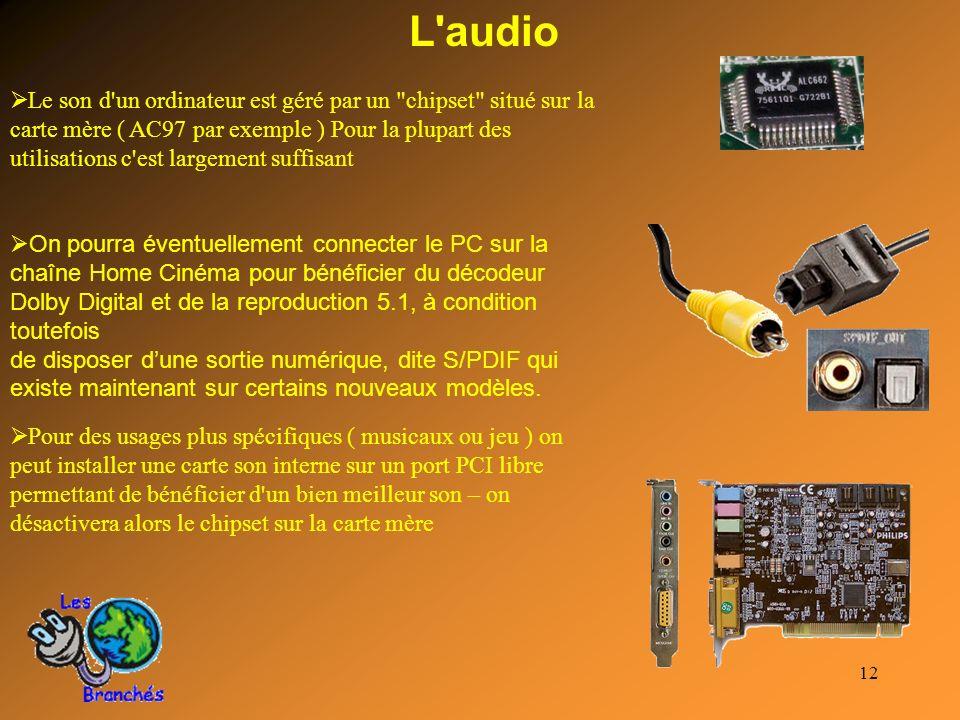 L audio