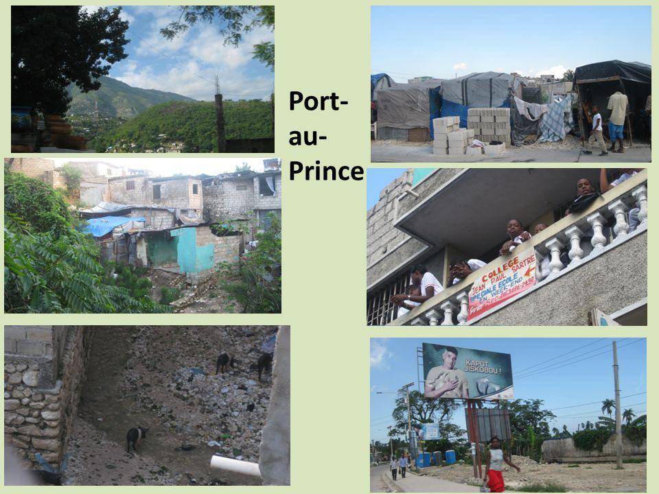 Port- au- Prince