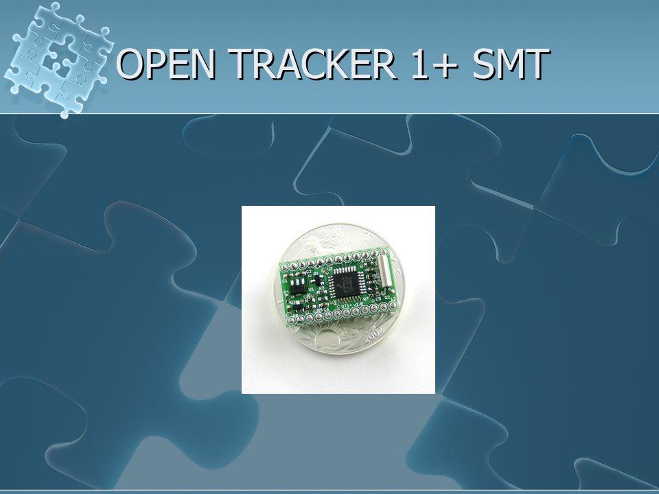 OPEN TRACKER 1+ SMT