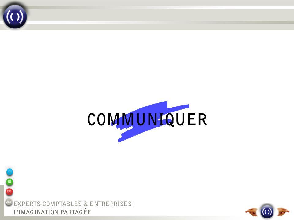 COMMUNIQUER AVEC L'EXTÉRIEUR