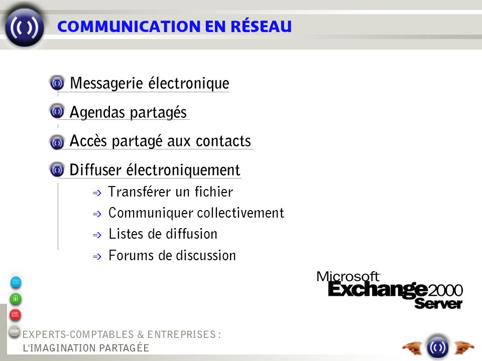 INTRANET ET TRAVAIL COLLABORATIF