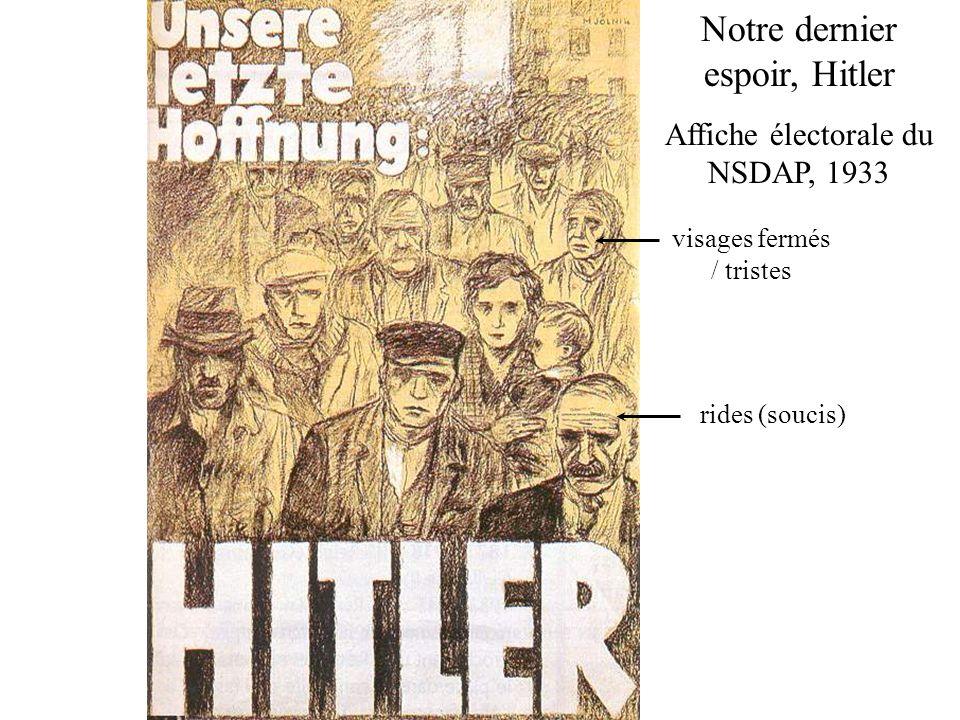 Notre dernier espoir, Hitler