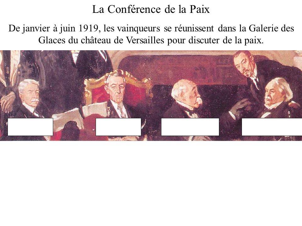 La Conférence de la Paix