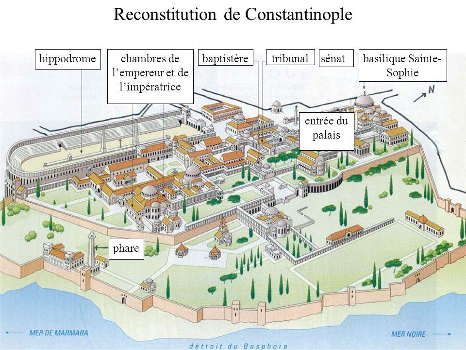 Reconstitution de Constantinople