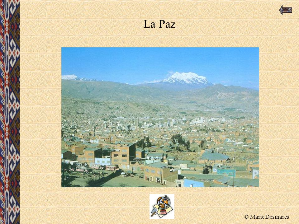 La Paz © Marie Desmares