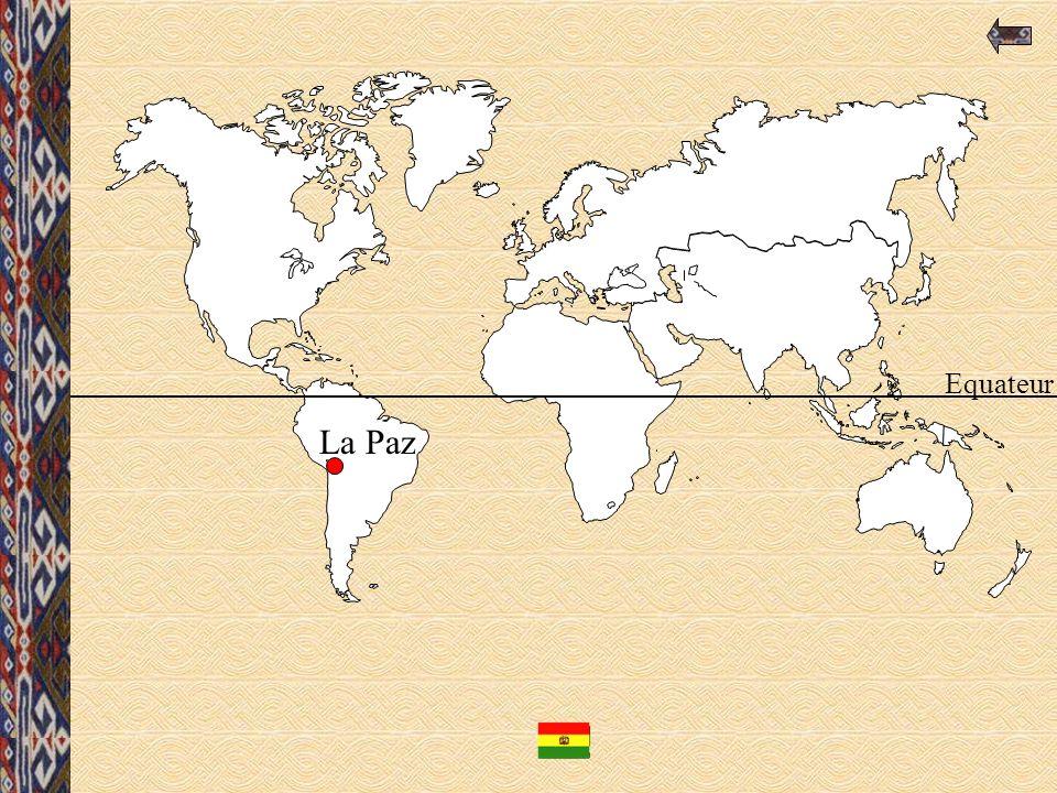 Equateur La Paz