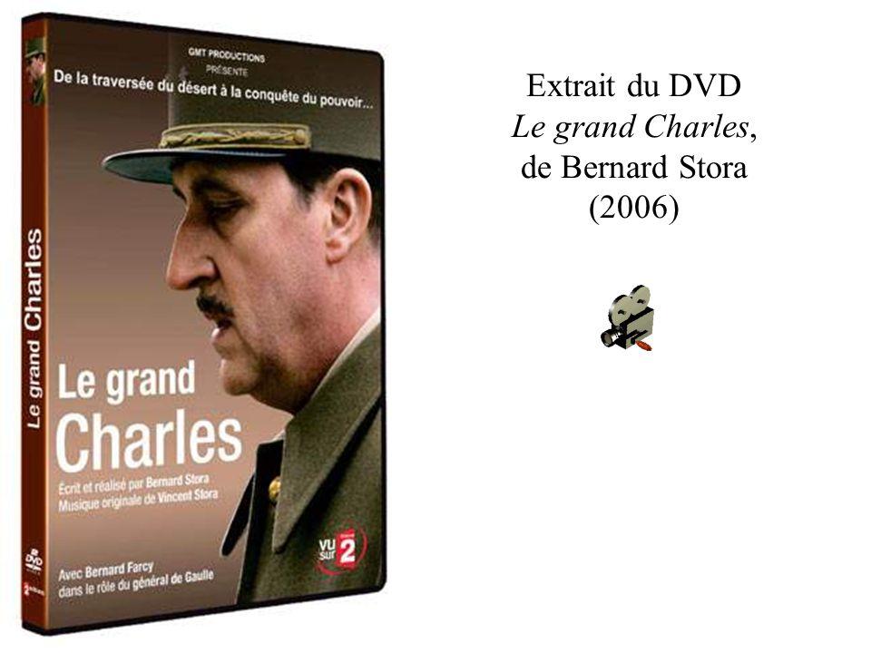 Extrait du DVD Le grand Charles, de Bernard Stora (2006)