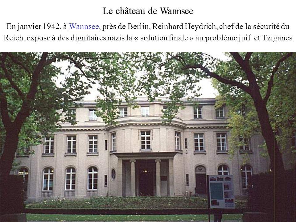 Le château de Wannsee