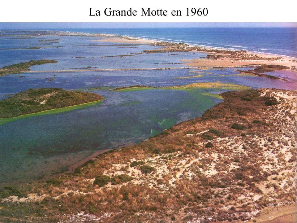 La Grande Motte en 1960