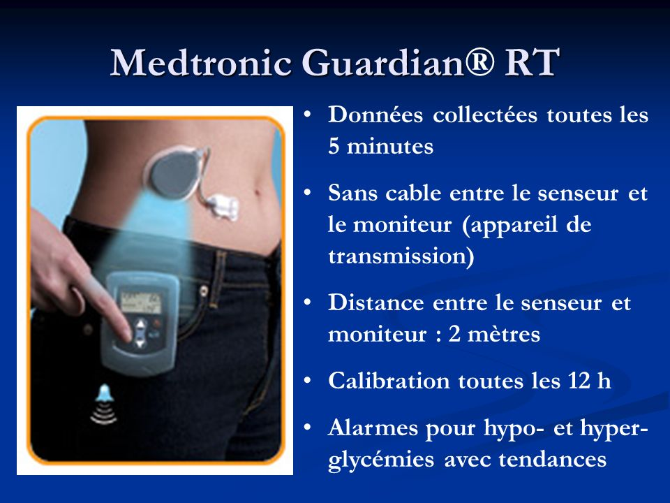 Medtronic Guardian® RT