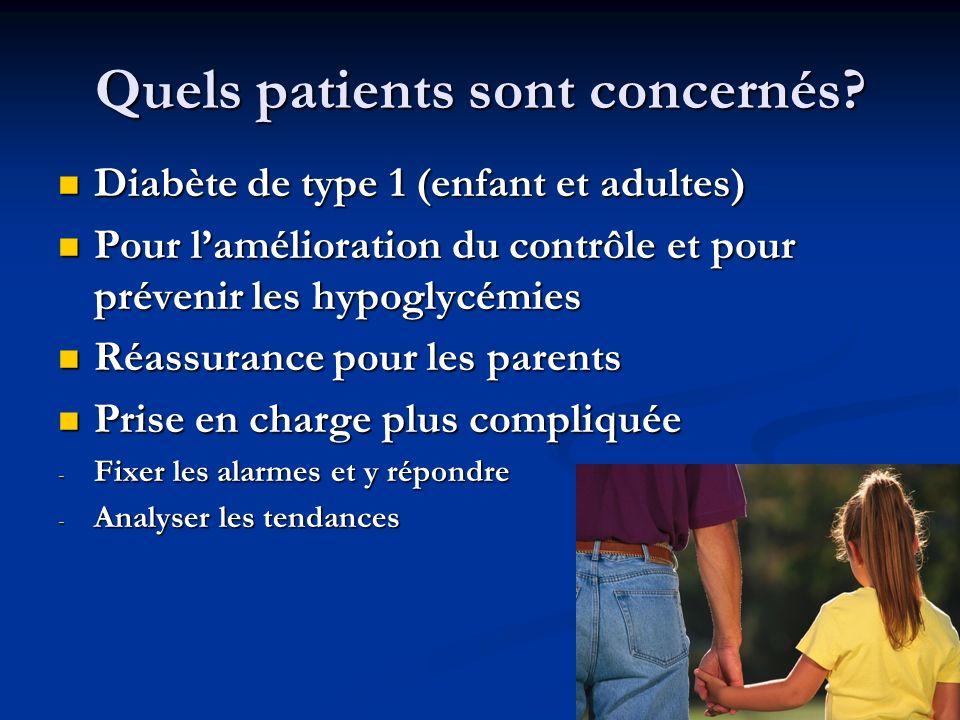 Quels patients sont concernés