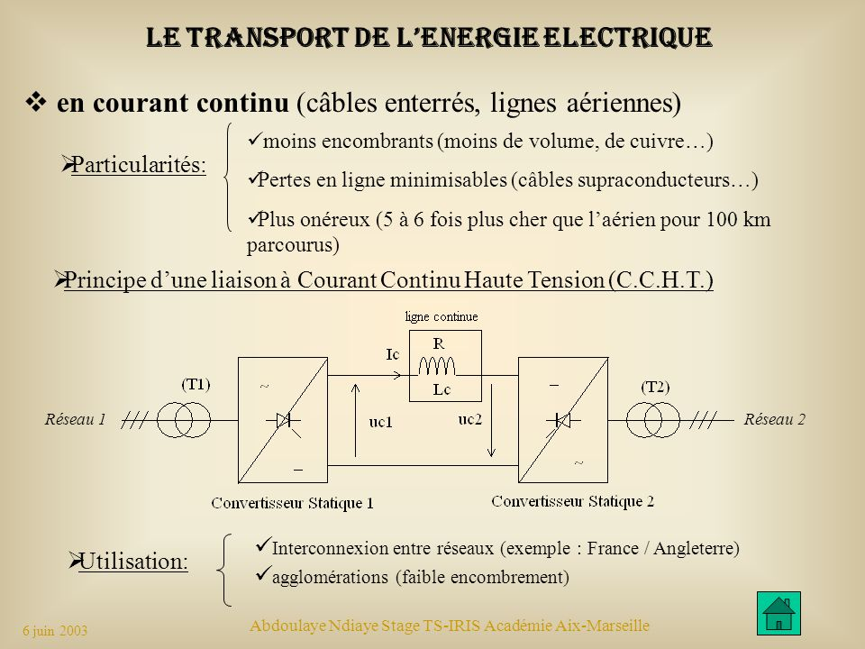 Abdoulaye Ndiaye Stage TS-IRIS Académie Aix-Marseille