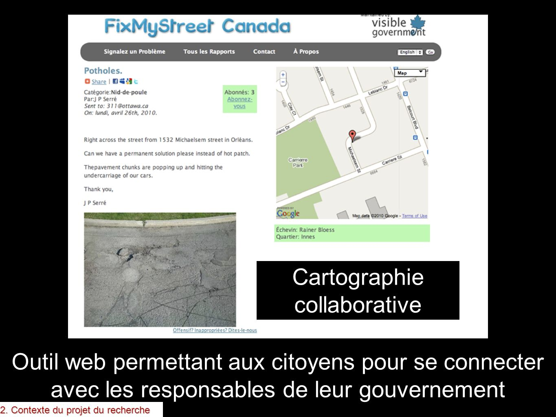 Cartographie collaborative
