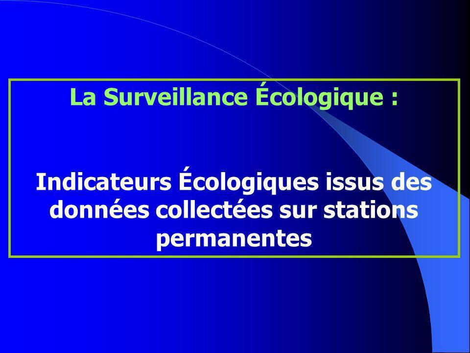 La Surveillance Écologique :