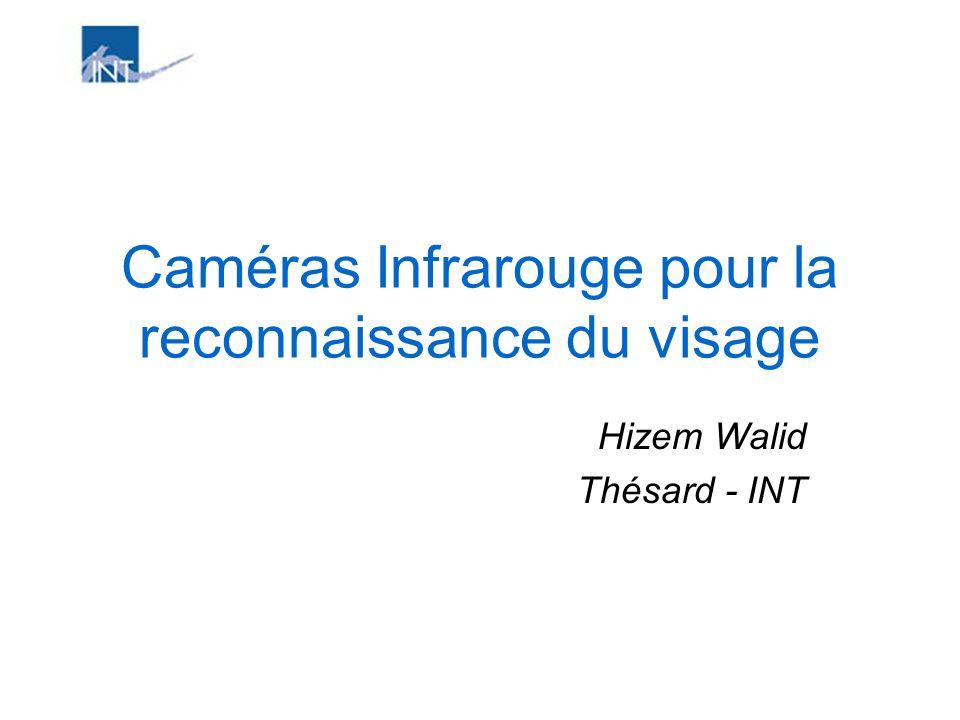 Caméras Infrarouge pour la reconnaissance du visage