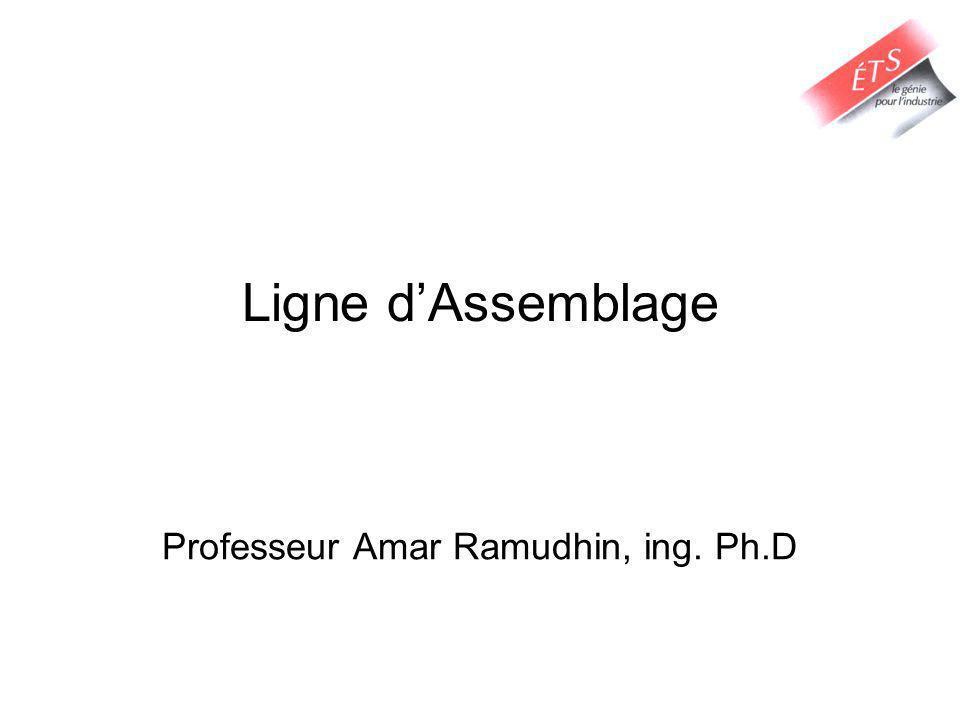 Professeur Amar Ramudhin, ing. Ph.D