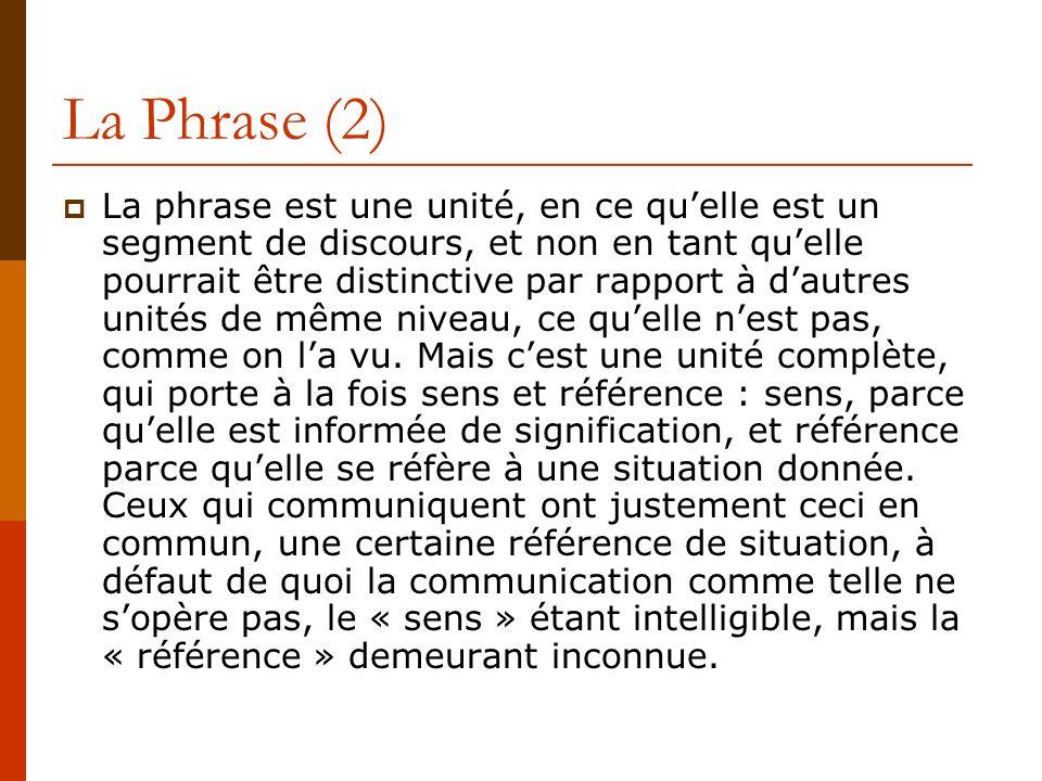 La Phrase (2)