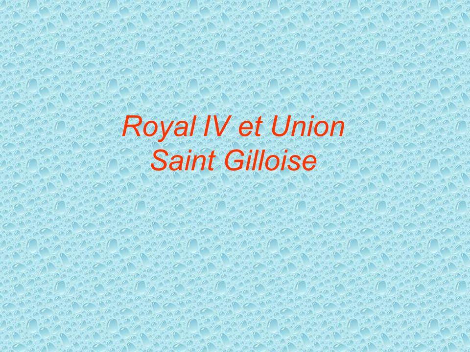 Royal IV et Union Saint Gilloise