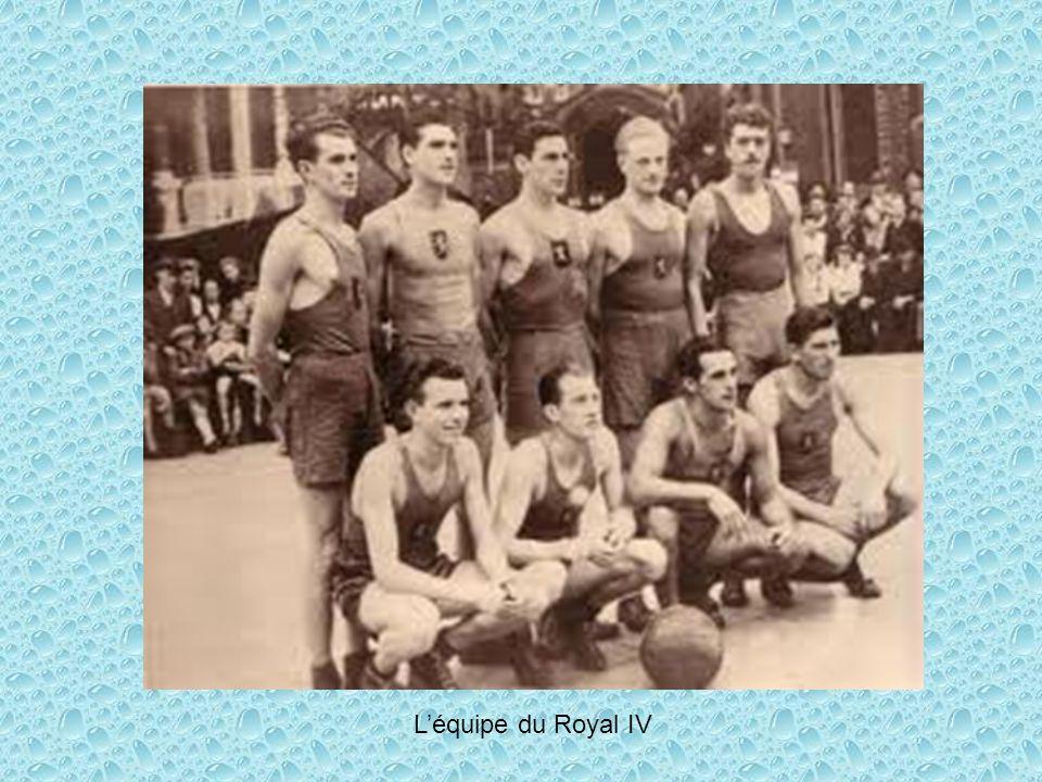 L'équipe du Royal IV