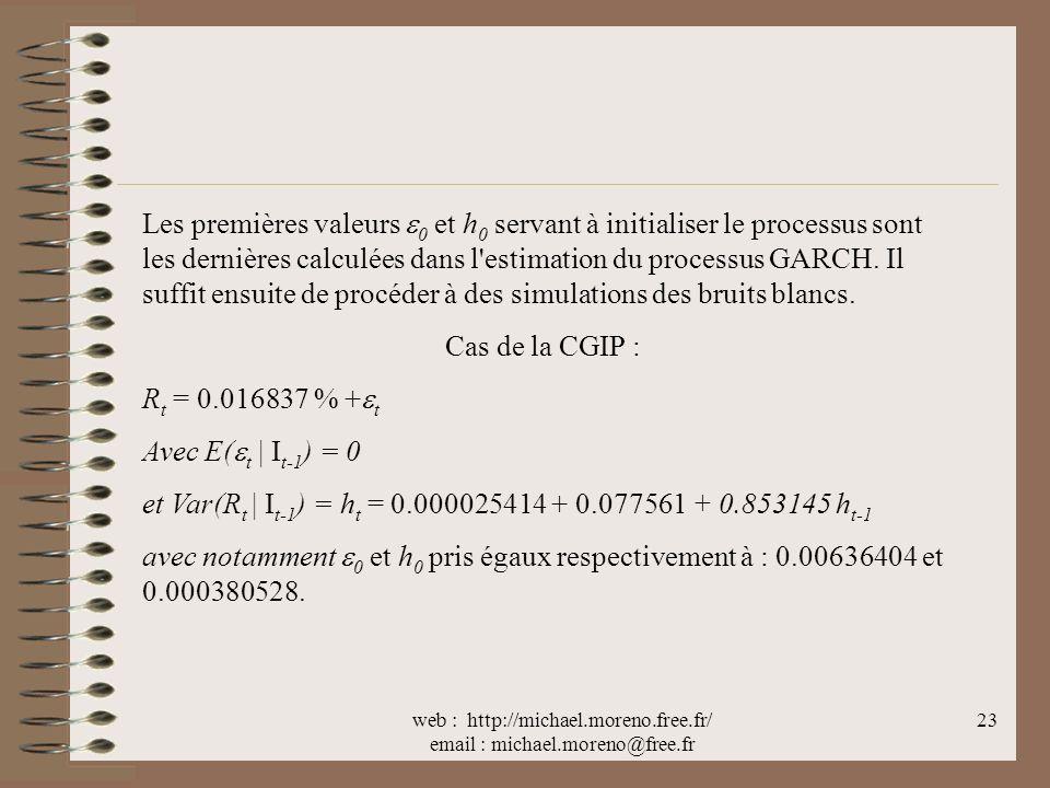 web : http://michael.moreno.free.fr/ email : michael.moreno@free.fr