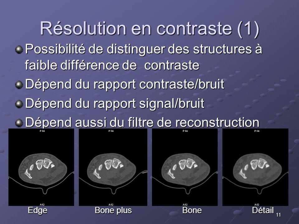 Résolution en contraste (1)