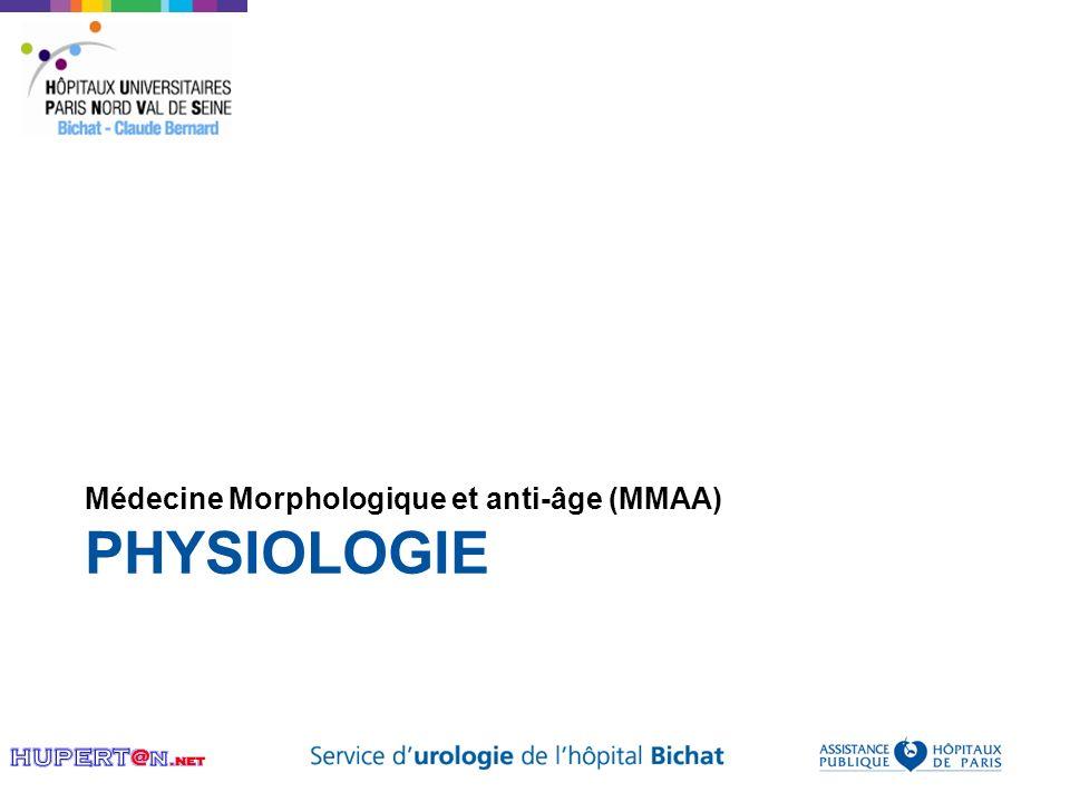 Médecine Morphologique et anti-âge (MMAA)