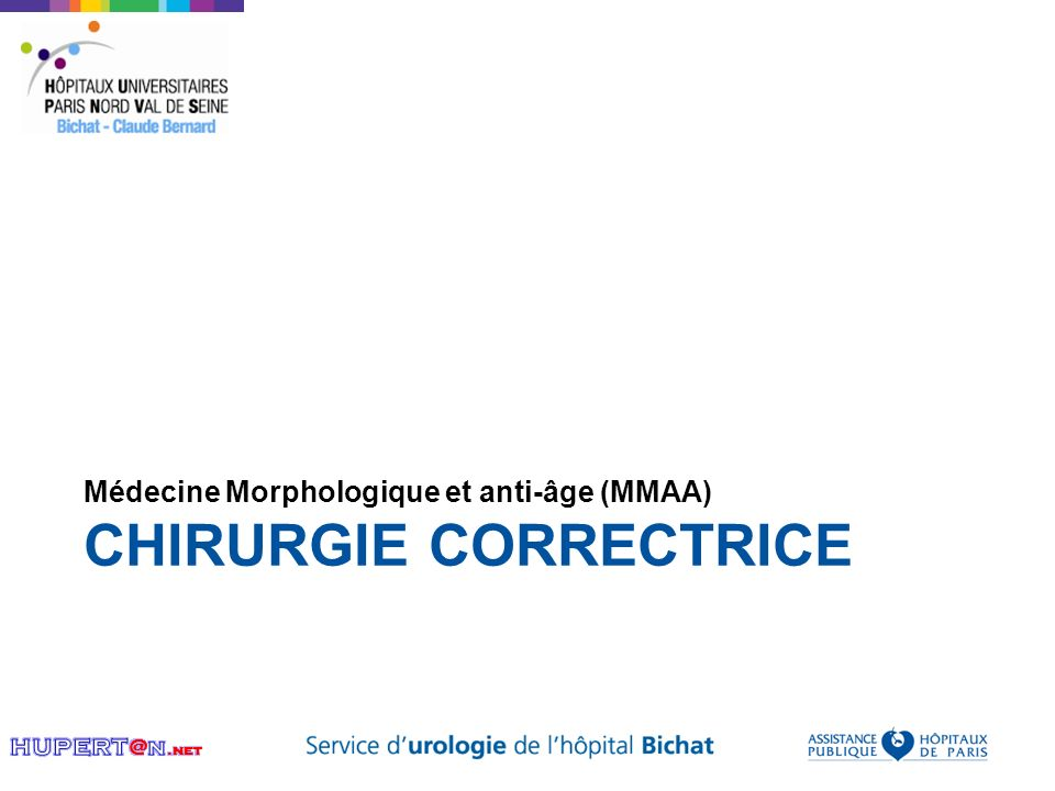 Chirurgie correctrice