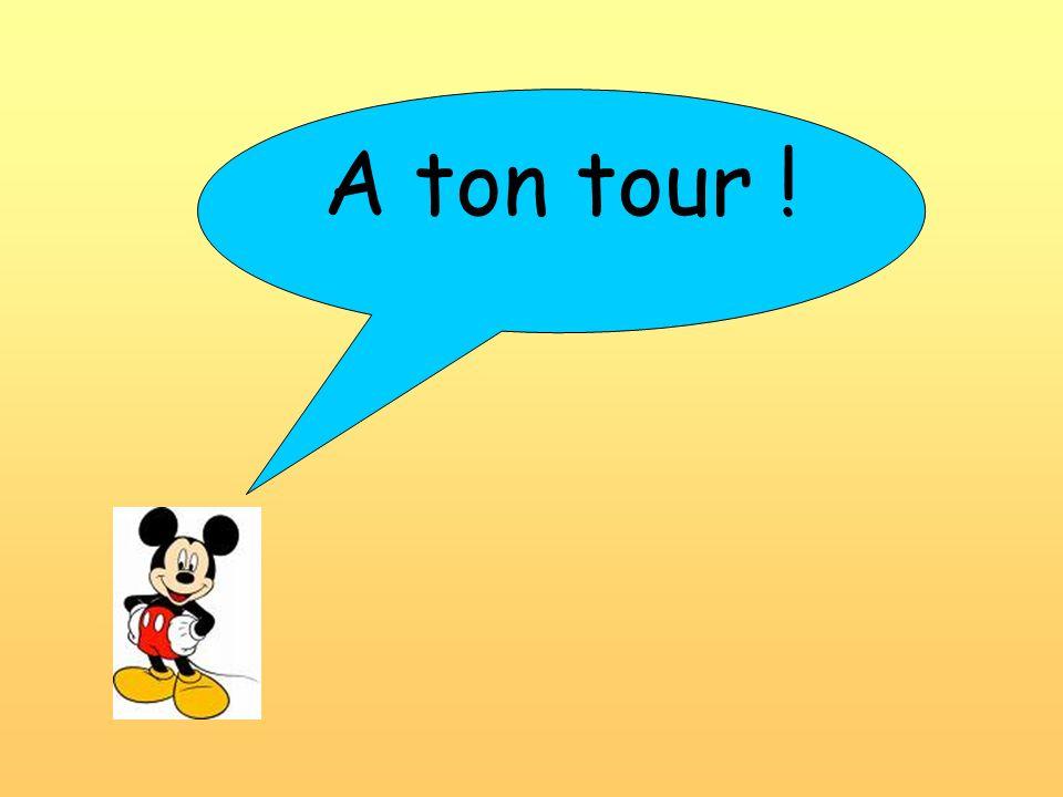 A ton tour !