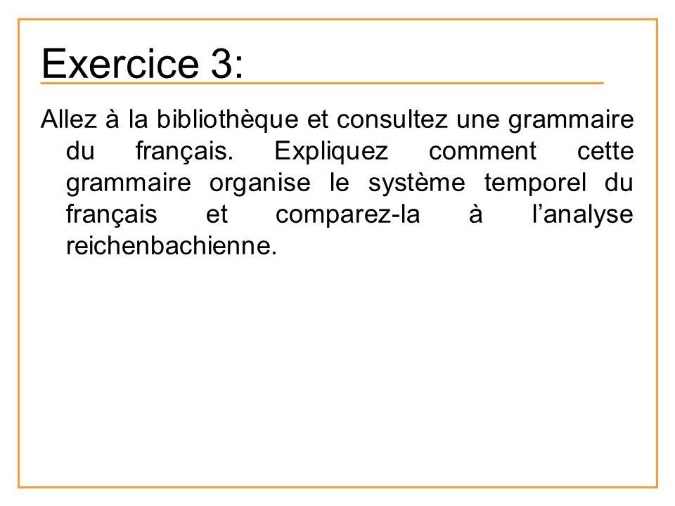 Exercice 3: