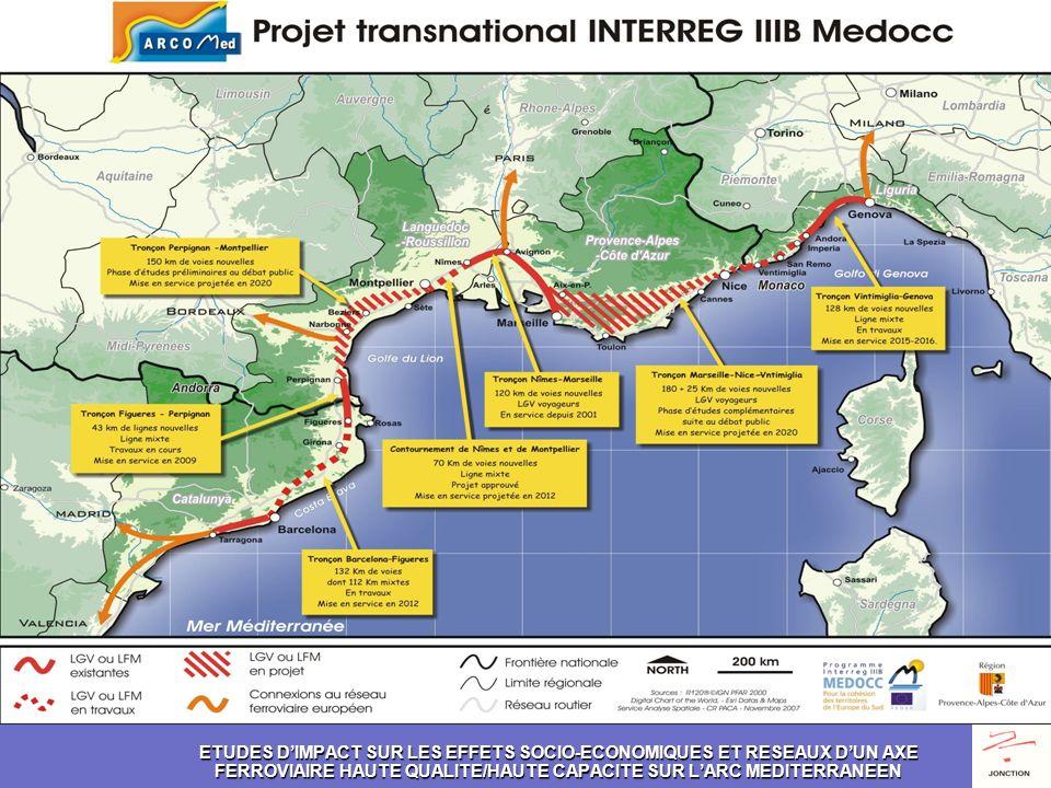 Présentation des scénarios 1 et 2 Marseille – 16 mai 2008