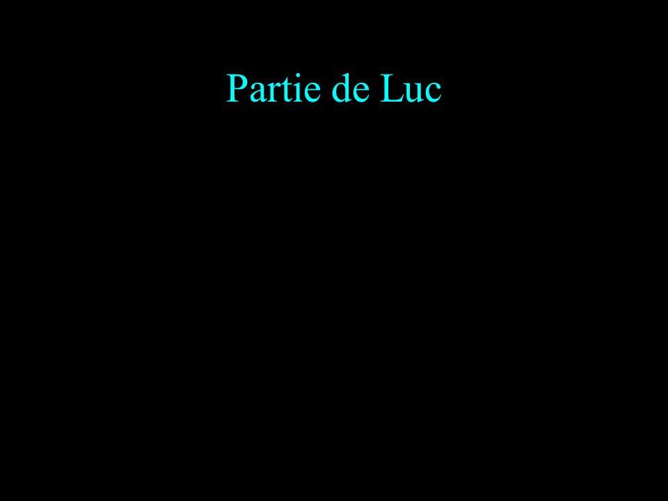 Partie de Luc