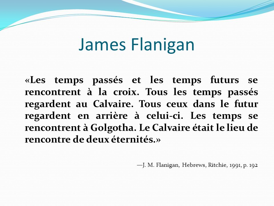 James Flanigan