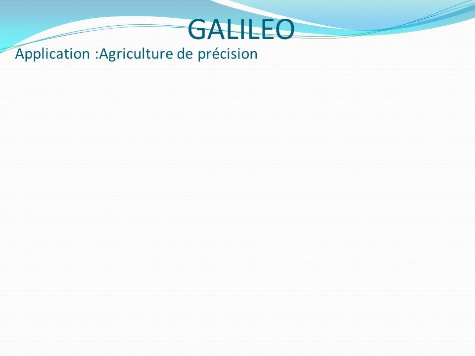 Application :Agriculture de précision