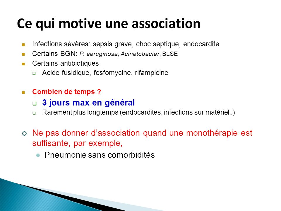 Ce qui motive une association