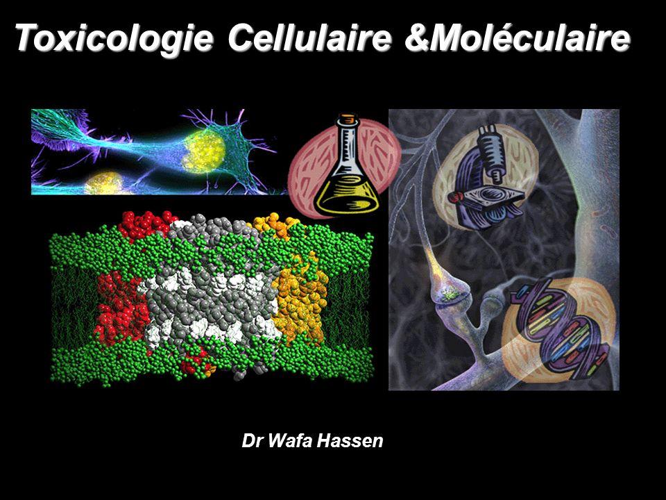 Toxicologie Cellulaire &Moléculaire