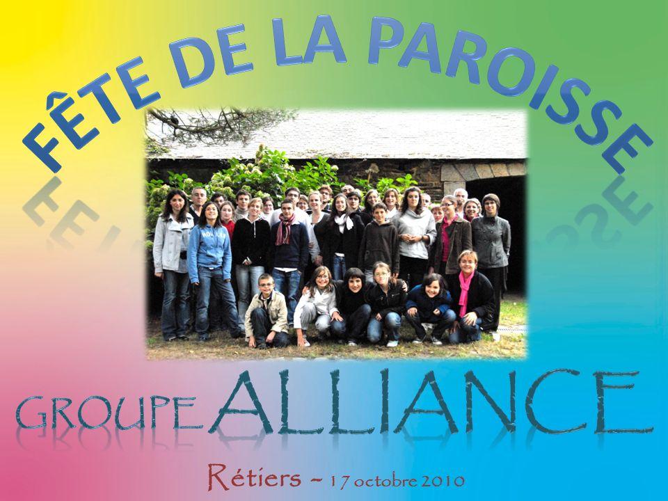 Fête de la paroisse Groupe Alliance Rétiers - 17 octobre 2010