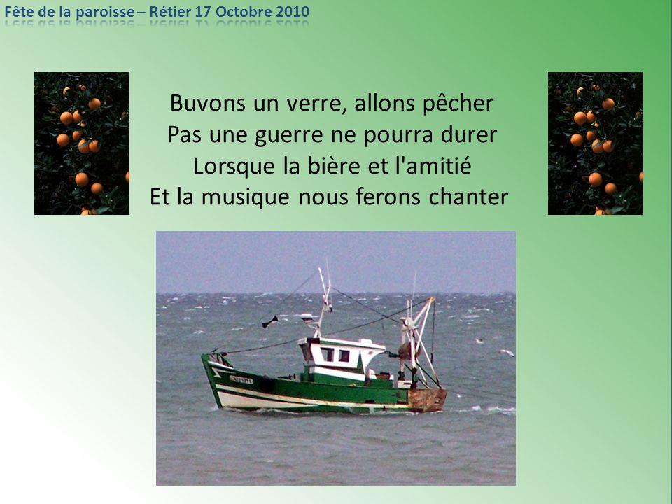 Fête de la paroisse – Rétier 17 Octobre 2010