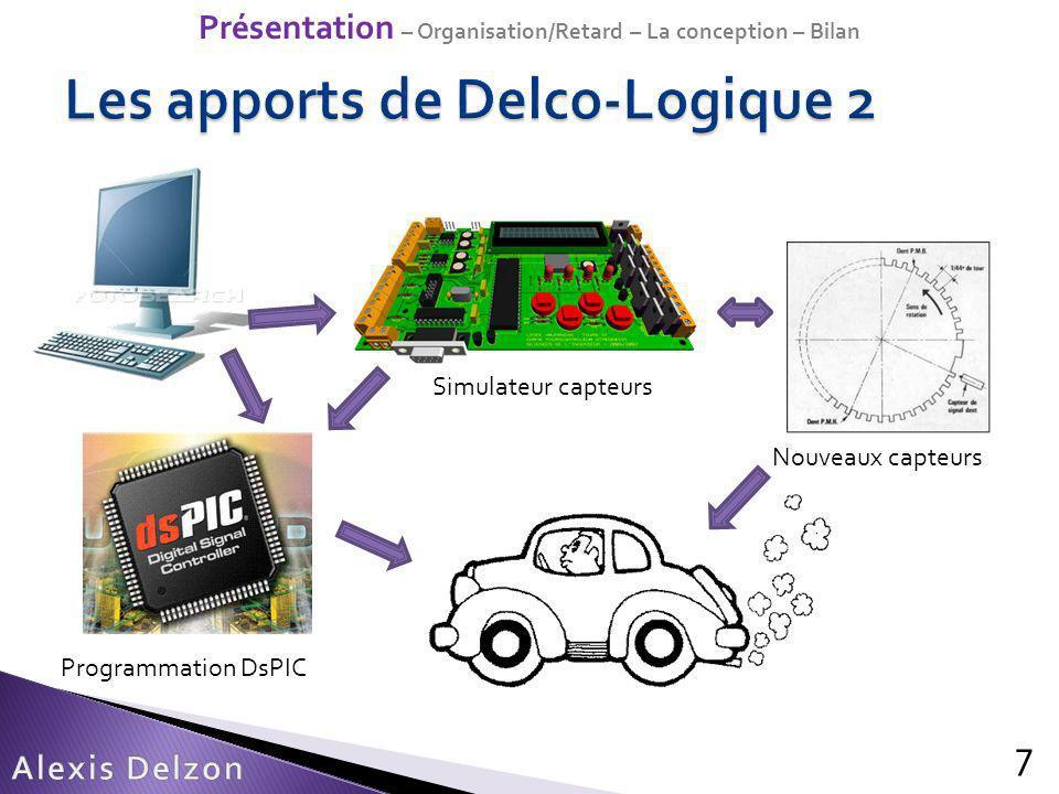 Les apports de Delco-Logique 2